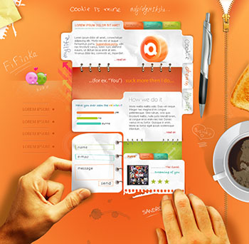 Web designer dating site