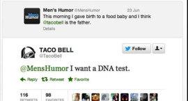 taco bell social media