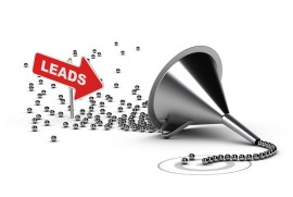 Generate online leads to fill your sales funnel