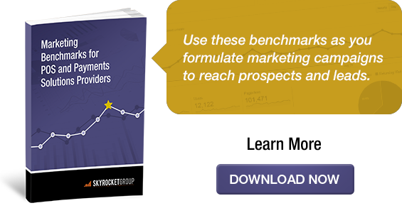 Marketing Benchmarks for POS and Payment Solutions Providers eBook